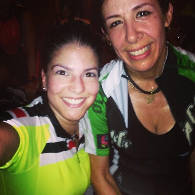 Mexico Venezolana 😂😂😂 representando!!!! 😎 #riniemarin #spinning #spinningmiami #ofcourseyoucan #keepgoing #run #running #runmiami #roadbike #roadbikemiami #bike #bikemiami #duathlon #triathlonrelay #wssc14 #wssc14 #wssc15th