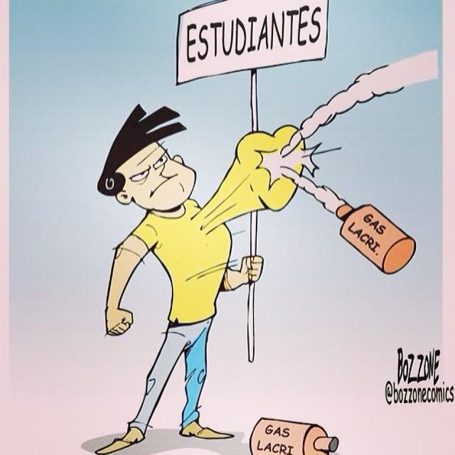 Mas claro imposible!!! Como el mismo @leopoldolopez dice: EL QUE SE CANSA, PIERDE!!! #lasalida #llegolahora #laluchasigue #venezuelacomoteextrano #venezuelatequierolibre #comomeduelesvenezuela #soyvenezolano #sosvenezuela #prayforvenezuela #elquesecansapierde