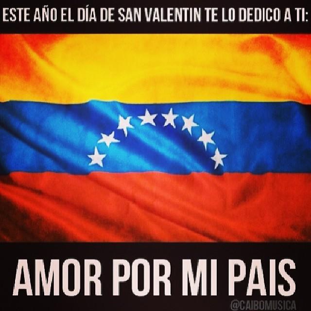 TE AMO VENEZUELA!!! #lasalida #llegolahora #laluchasigue #venezuelatequierolibre #venezurlacomoteextrano #comomeduelesvenezuela #14f #soyvenezolano #sosvenezuela #prayforvenezuela #14f #13f #12f #2f
