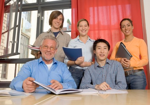 H  igh School Tutoring   High School Study Hall is a program where students of all levels can seek expert instruction and explanation on concepts they don't understand at school without the distractions and scrutiny of their peers. Teachers will review homework, help students study for tests, teach study skills, organization techniques and monitor their assignments and grades. It is a quiet, professional atmosphere conducive to studying with the supervision and the academic support of our knowledgeable, helpful teachers.  Teachers are vested in the success of the students that attend the program and will keep track of their success while targeting and improving any trouble areas.   Learn More →