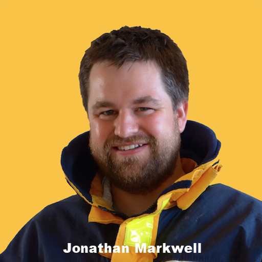Jonathan Markwell   Jon is one of the founders of The Skiff.   jot.is     @jot