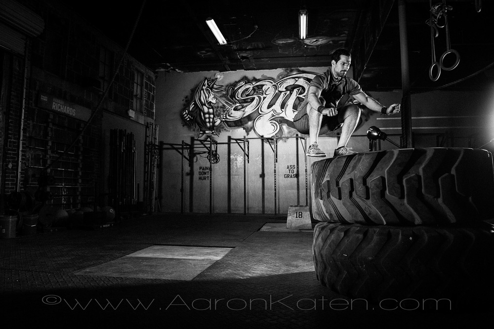 "Two Tire 36"" Box jump. And yes, that is a unicorn with lasers coming out of his eyes."