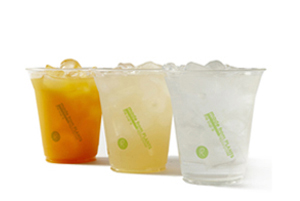 Repurpose Cold Cups are made 100% from plants, BPA free, renewable and compostable. Each case contains 12 packs of 20 clear cold cups. Can be used for cold liquids only.