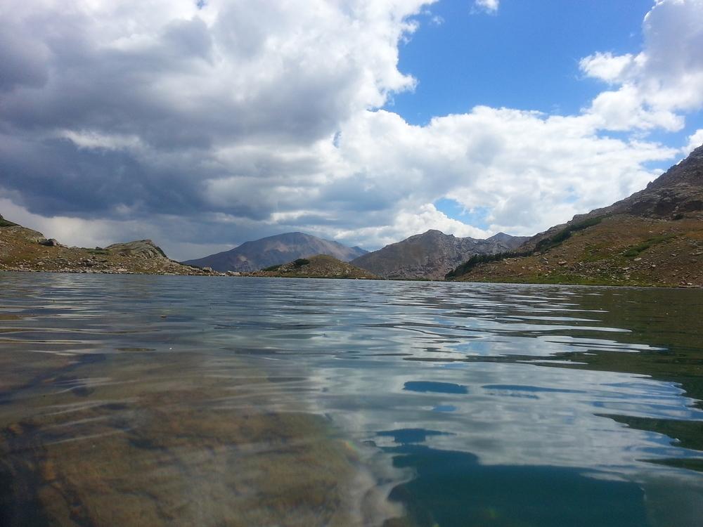 Upper Halfmoon Lake