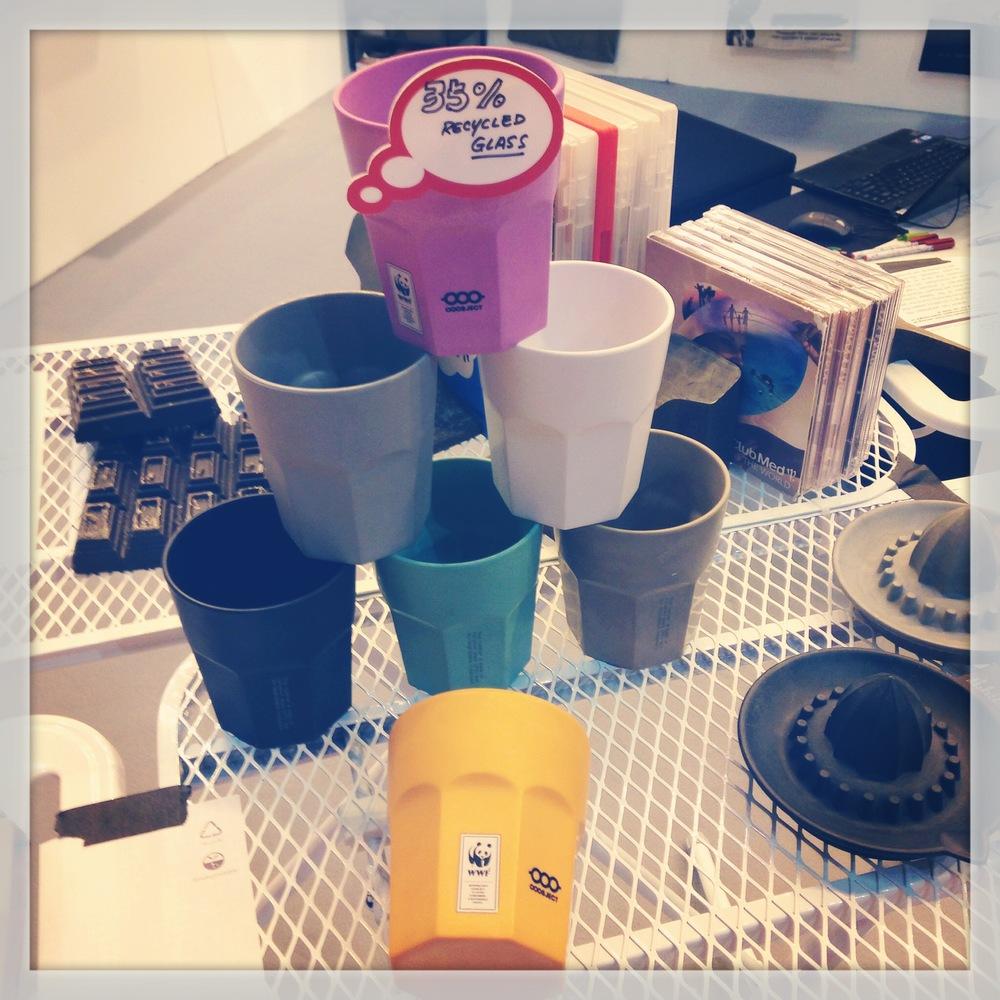 Image: Ooobject cups