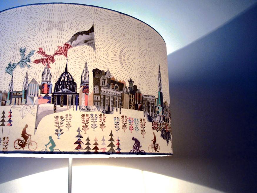 Image: Josie Shenoy's lampshades