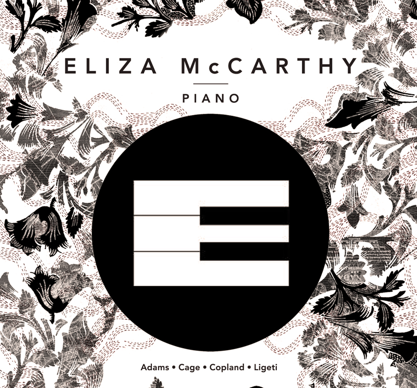 Image:   Josie Shenoy's Album artwork commission for acclaimed Pianist Eliza McCarthy