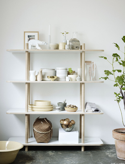 Image: Bookcase by Skagerak