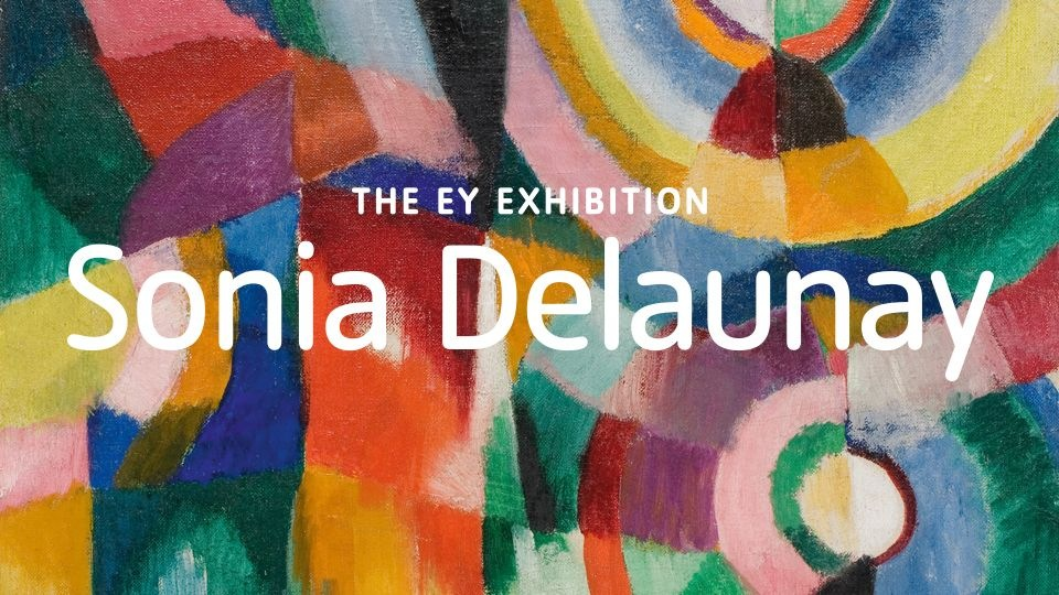 Image: Sonia Delaunay at the Tate