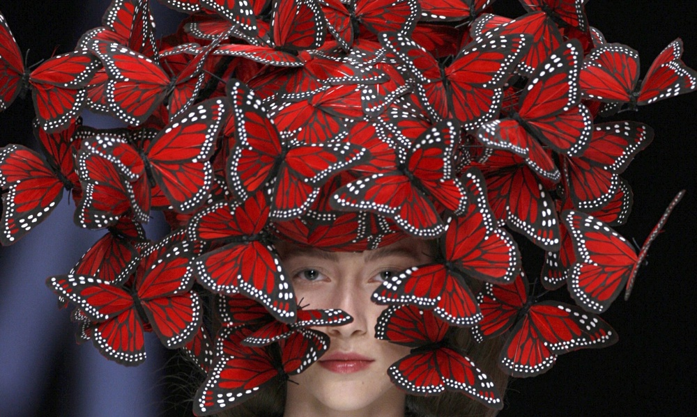 Image: Alexander McQueen at the V&A