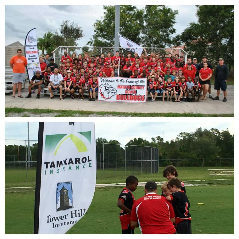 Proudly Sponsored By: Tami Karol Insurance and Tower Hill Insurance