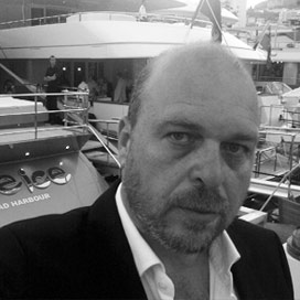 TONY VAMVAKIDI / MONACO  Boutique Luxury Yacht Sales / Eco-Friendly Solutions