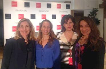 Vienna Eleuteri, Celine Cousteau, Joyce Clear, Victoria Cerrone