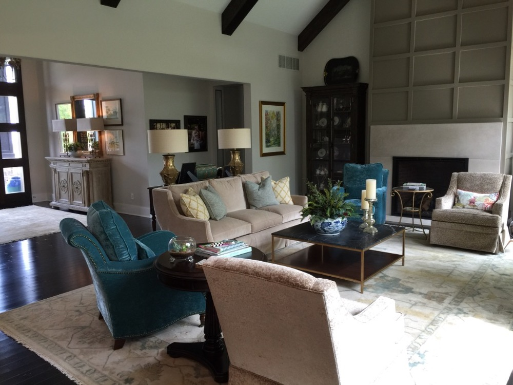 Pat Miller Baker Interior Designs