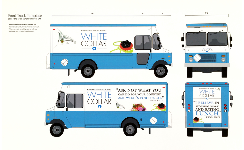 Food truck layout bing images for Food truck design software