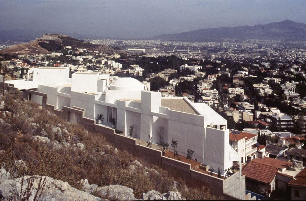 Syrigos House, Athens, Greece.