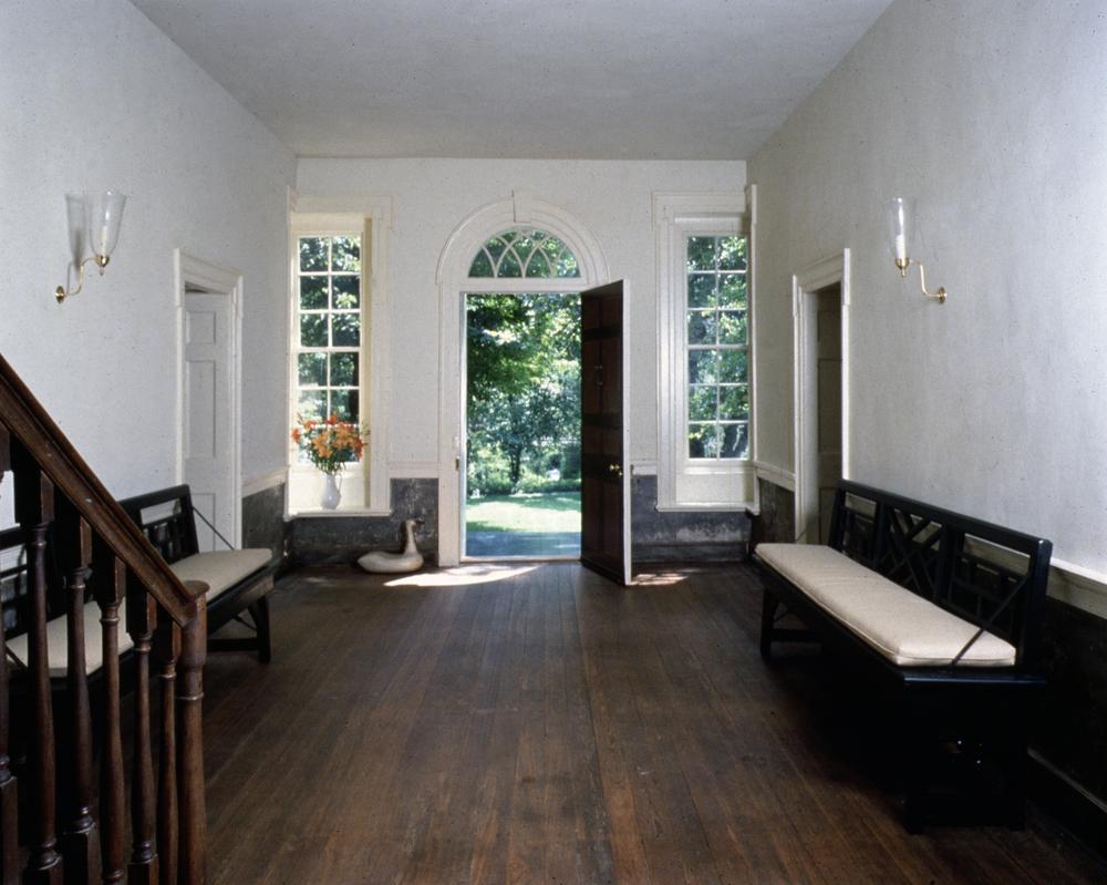 Lehrer House: Historic Preservation