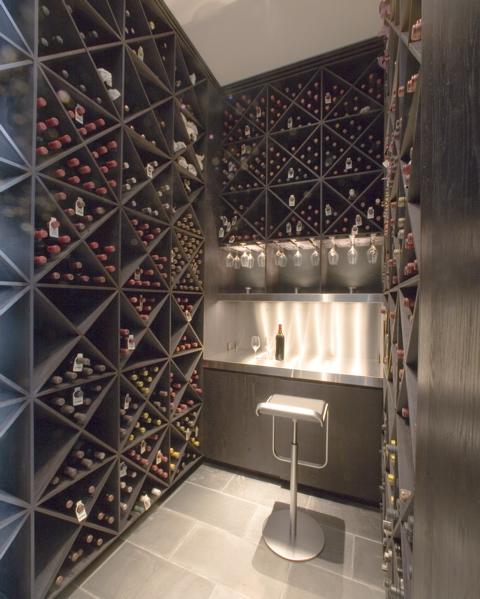 Wine Library-Boxwood Winery
