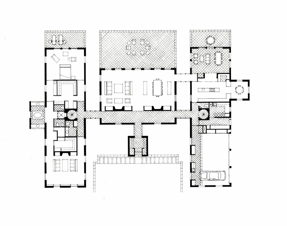 hugh jacobsen house plans house plans