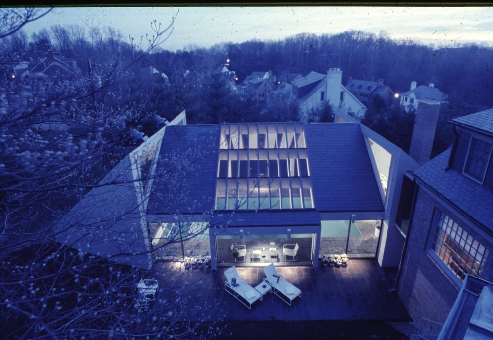 Private Residence, Maryland.