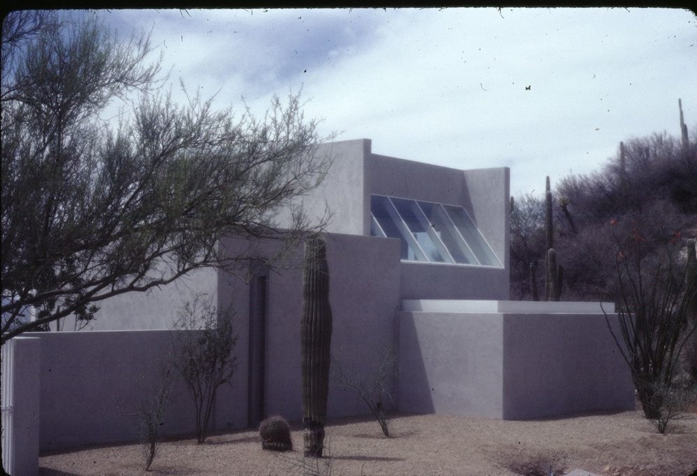 Private Residence, Arizona.