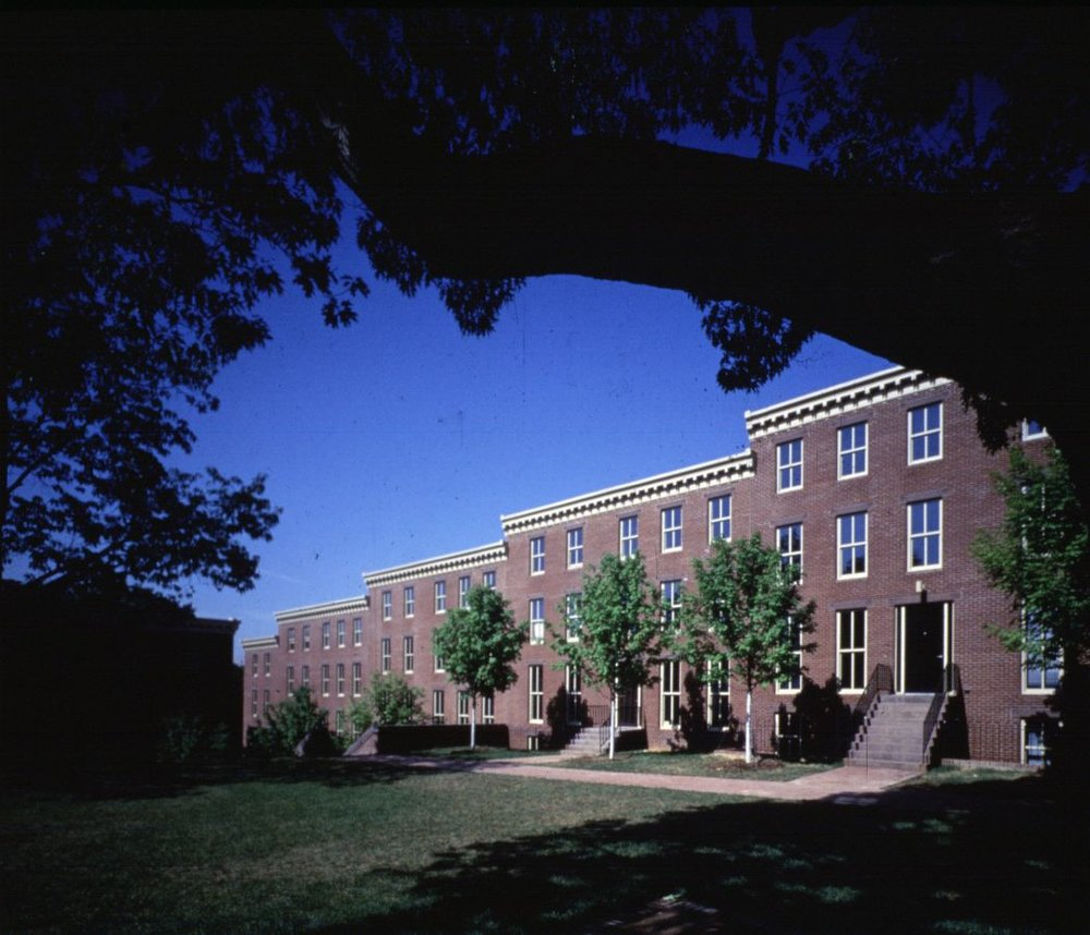 "Georgetown University ""Village B"""