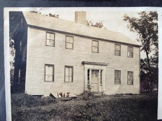 Bray in 1915