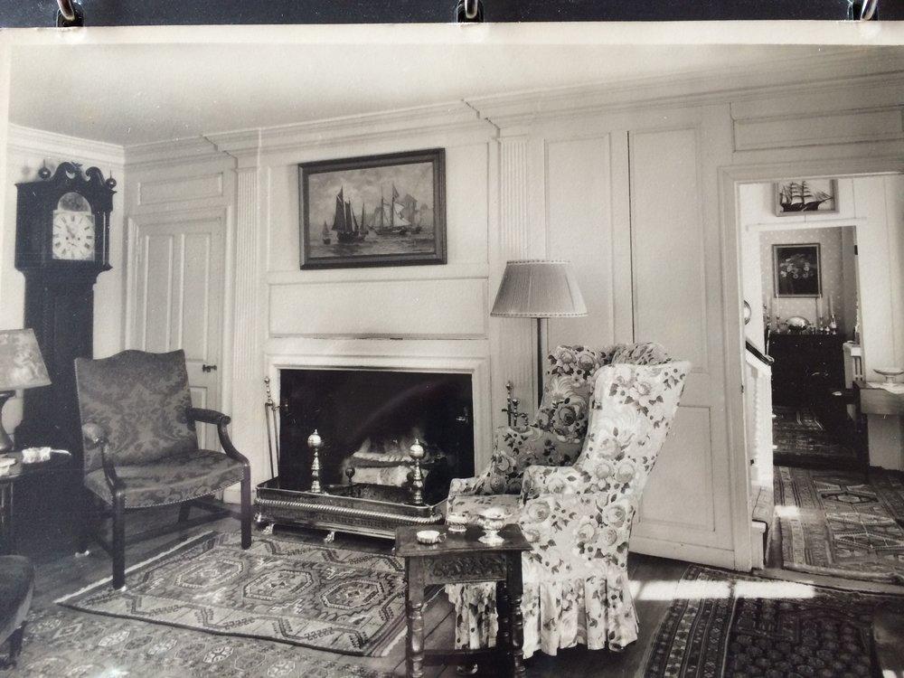 Bray Interior c. 1955