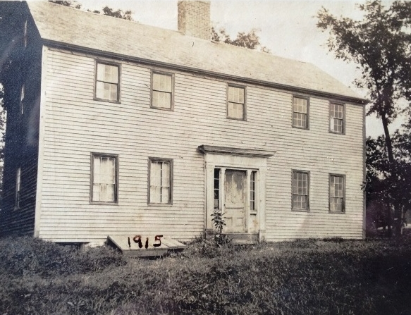 The John Bray House - Kittery Point, Maine.The Bray Houseis a historic house at 100 Pepperell Road in Kittery Point, Maine,United States. It is one of the oldest surviving buildings in the state. Long thought to be a 17th-century structure, the architectural evidence indicates that standing home was probably not built before 1710-1720.It was added to the National Register of Historic Places in 1979.Simon Jacobsen proposed to the owners that the additions that clumsily abutted the original Bray House be removed or relocated and a new compound of pavilions be added to meet the owners requirements.The connecting buildings were added in the years 1885, 1921, 1935 and 1950 and were not considered architecturally significant to the history of the estate. (The 1885 house was relocated to the site in the 1950's and was in too poor a condition at the time to be saved.Those funds were directed at the massive effort to save, stabilize and revitalize the original Bray house.)