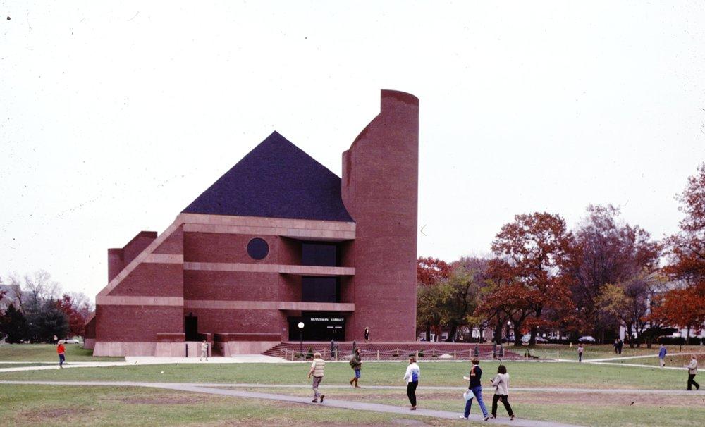 The Musselmann Library, Gettysburg, College.