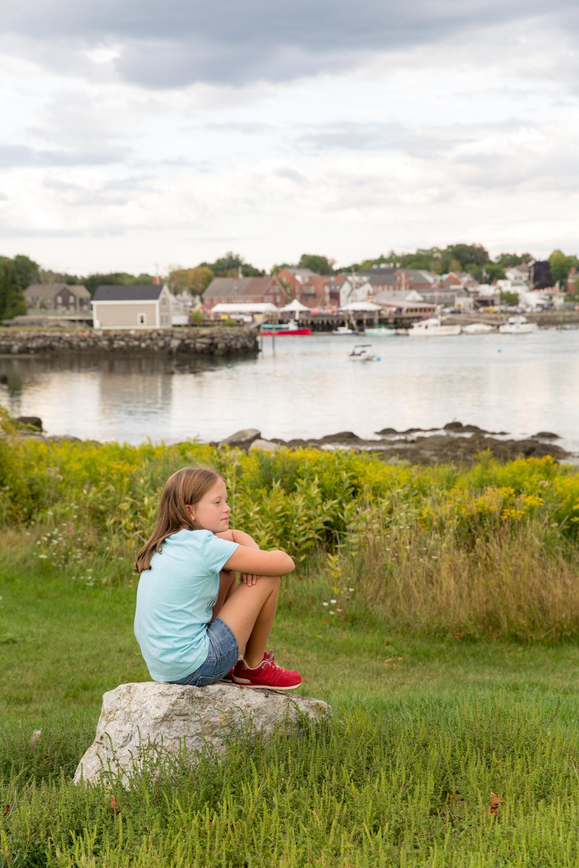 Newcastle, Maine. September 2016