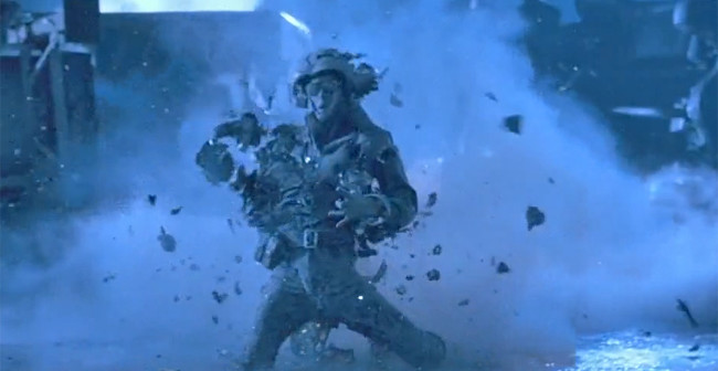 Don't be like T1000. Cool and warm up those cuvettes very, very slowly!