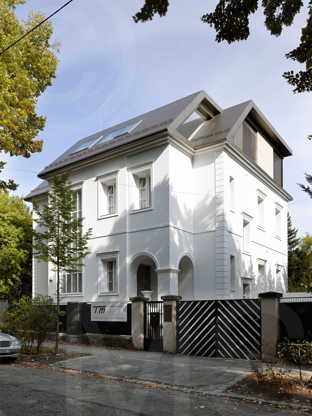 Villa Cottagegasse 1190 Wien  TM Architektur