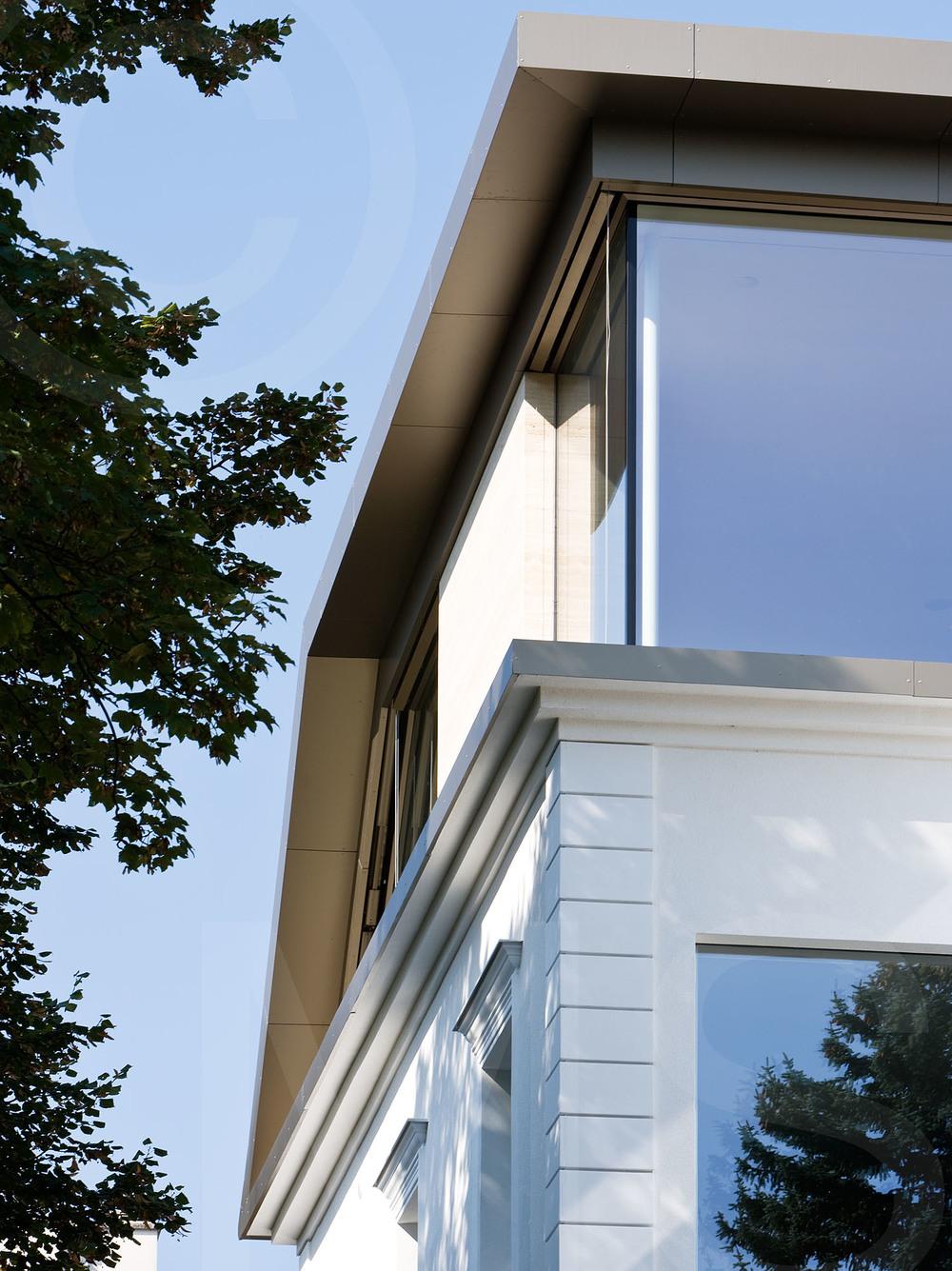 Villa Cottagegasse 1190 Wien  TM Architektur