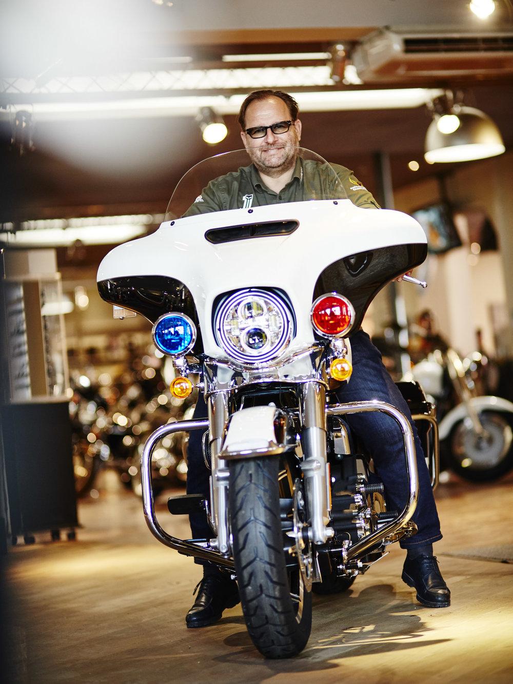 Fischer's Harley-Davidson