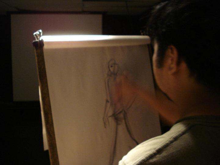 Daks sketching