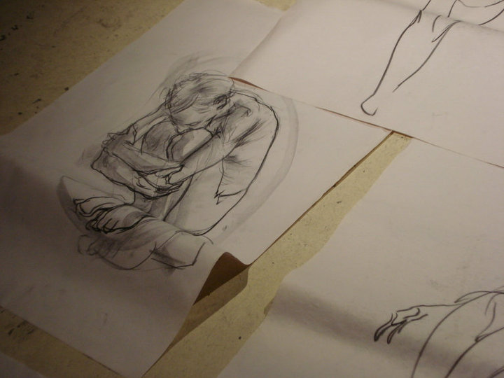 Sketches by participants