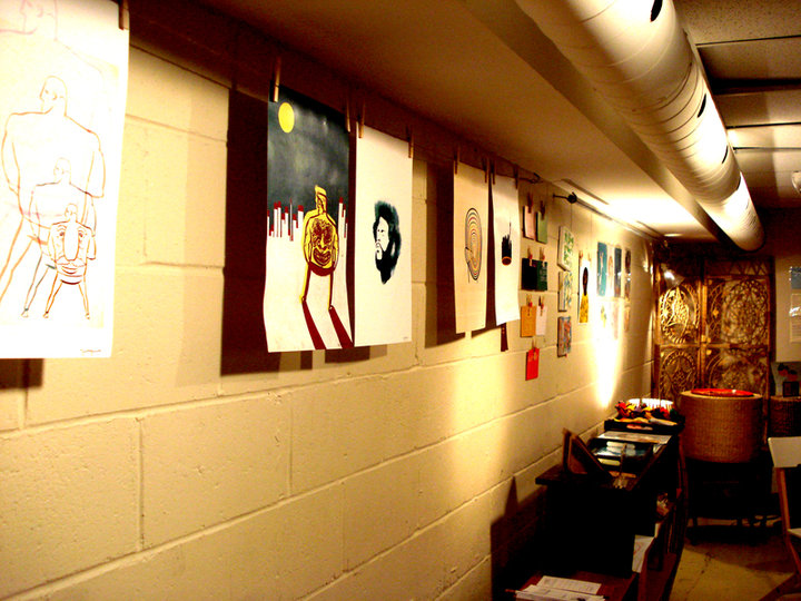 The vinta retail gallery