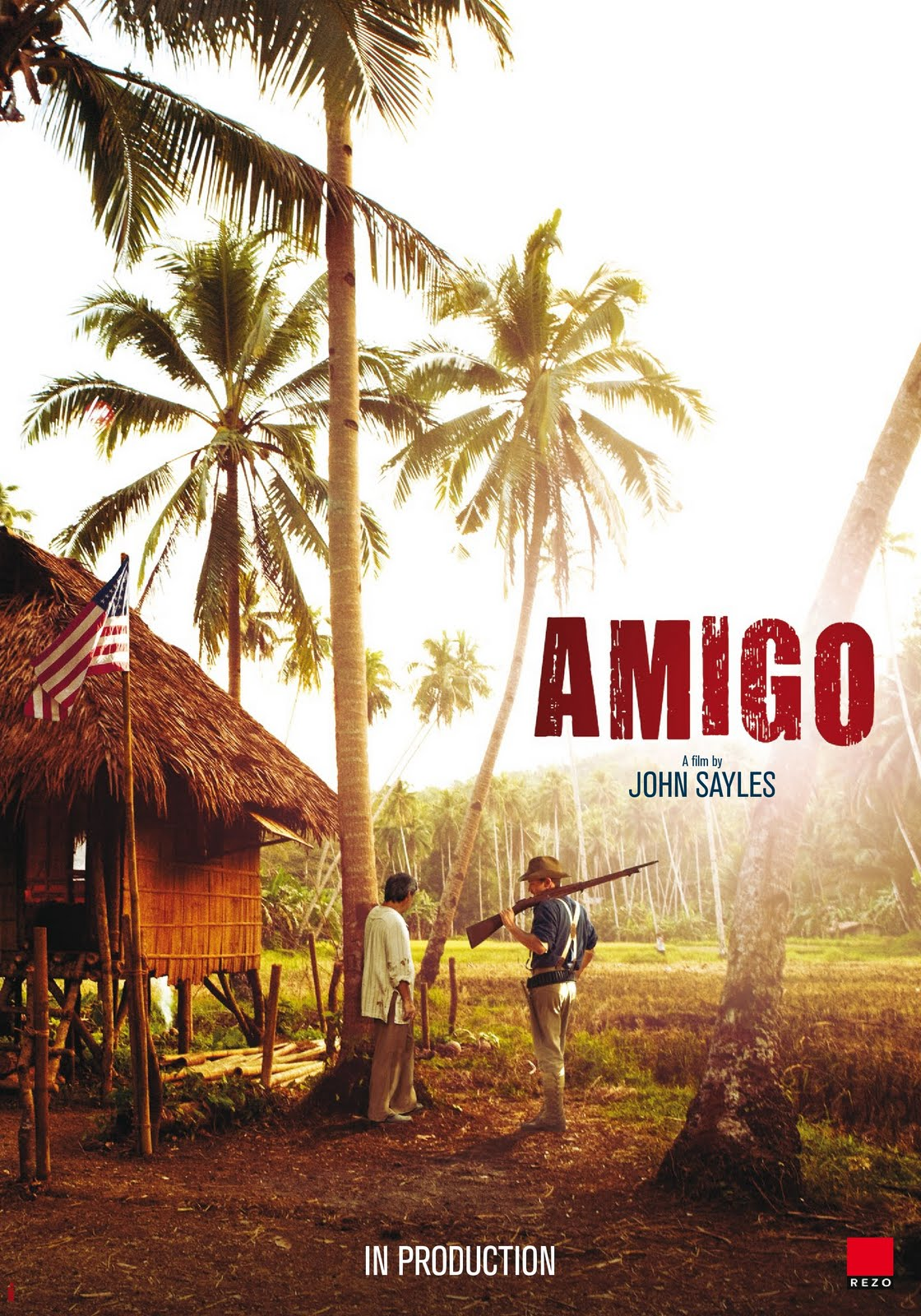 Amigo The Movie poster