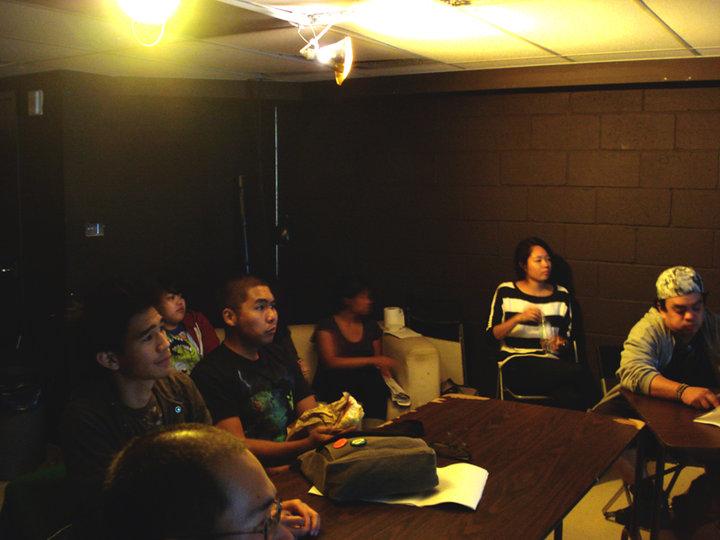 PSL workshop attendees.