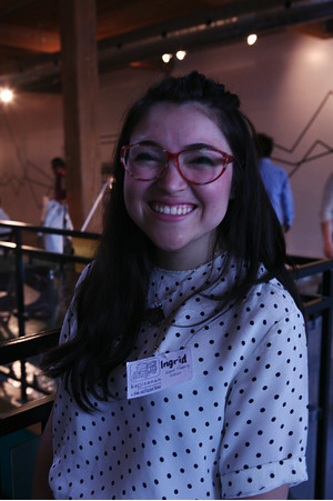 Ingrid Garzon Event Planning Intern