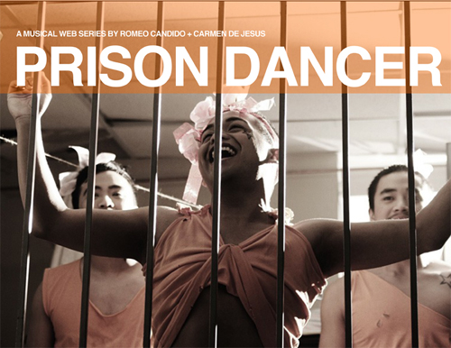 prison dancer poster