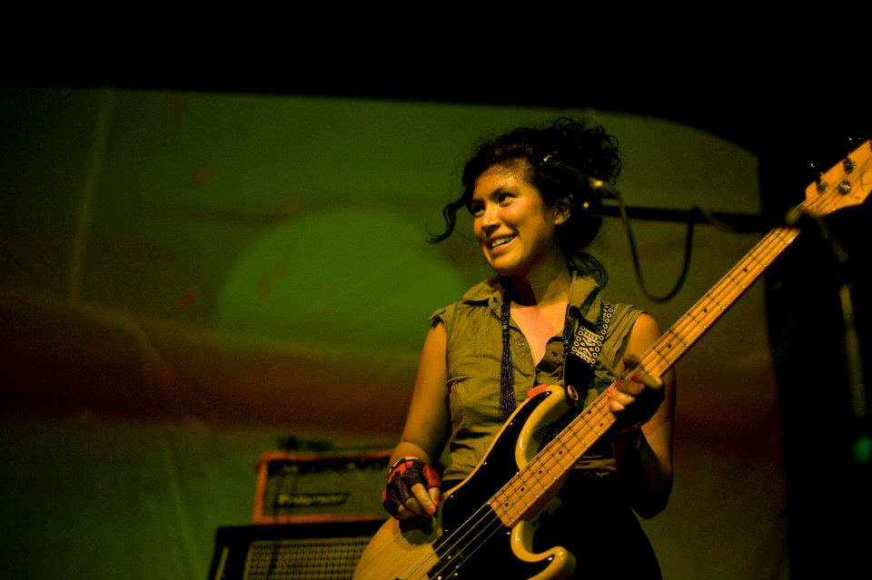 April Aliermo, photo by Jennai Bundock