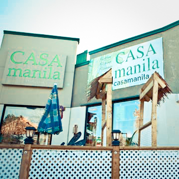 Casa Manila Filipino Restaurant in Toronto