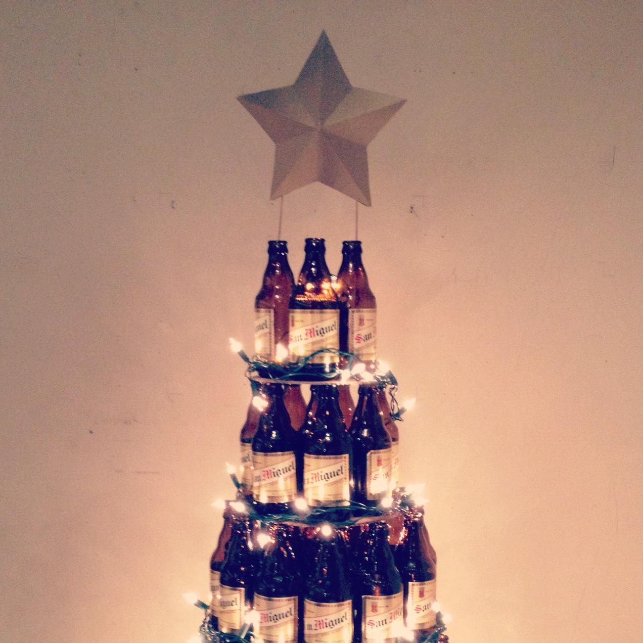 San Miguel Christmas Tree