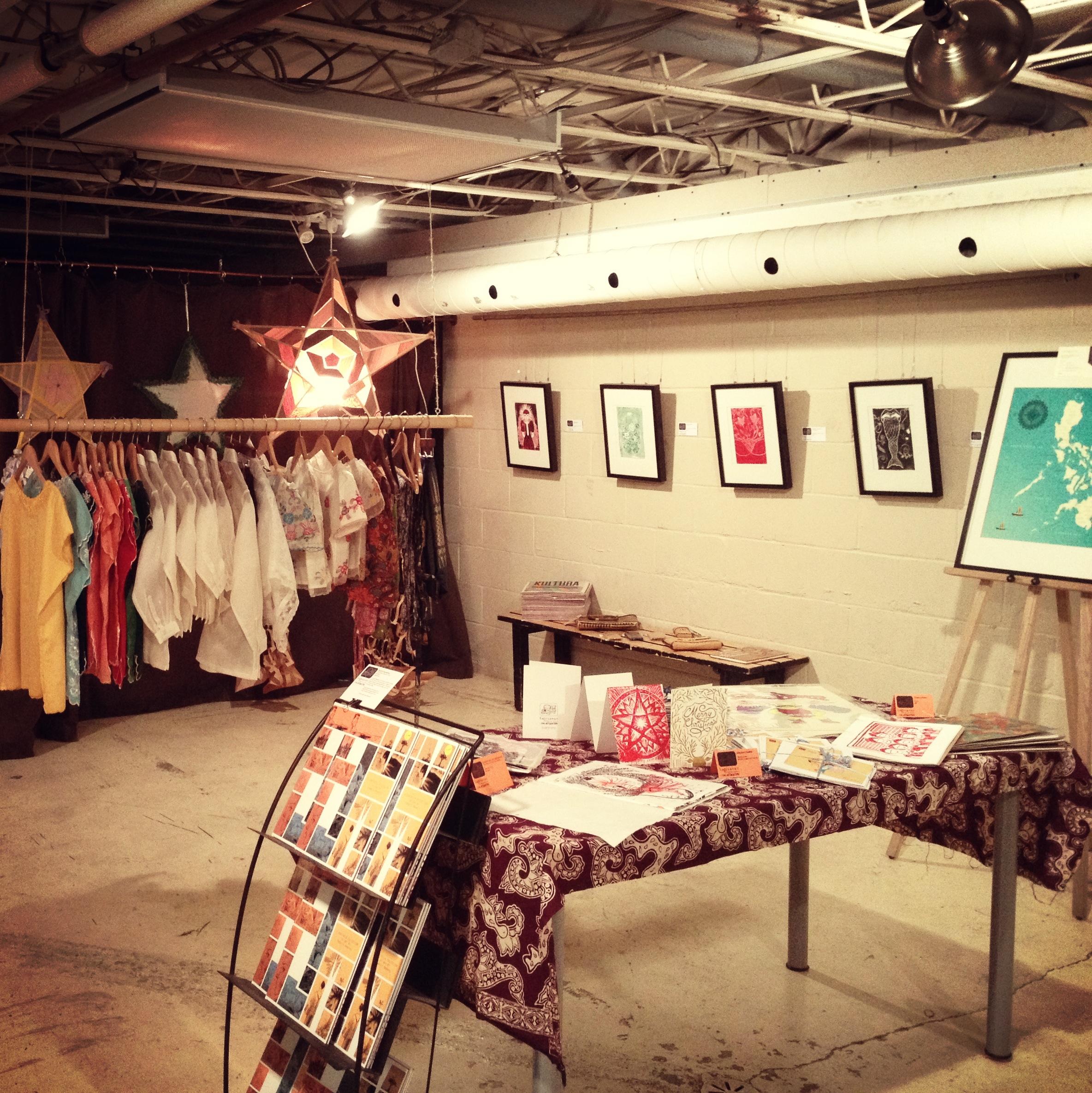 VINTA Retail Gallery