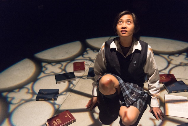 Sister Mary's A Dyke?!- Cahoots production image