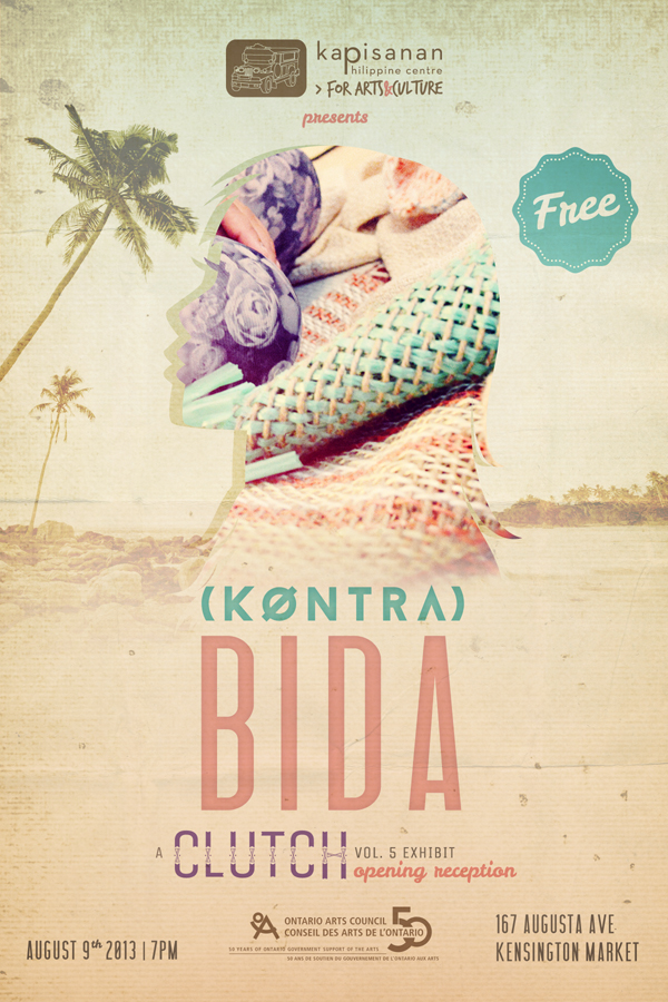 CLUTCH Vol 5 presents (KONTRA)BIDA