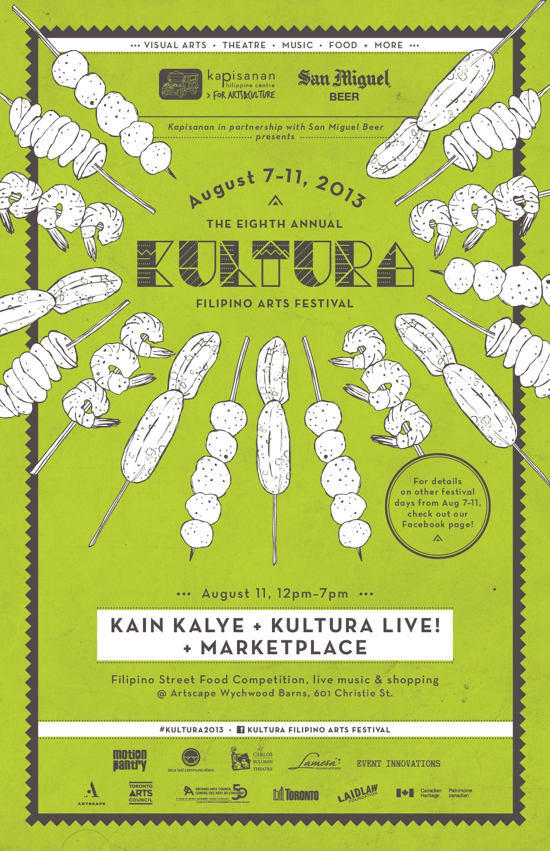 KULTURA 2013 - 8th Annual Kultura Filipino Arts Festival
