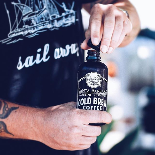 It's cold brew season. Come and grab a bottle of liquid gold at our cafe. Bring it home, take it to the office or on a road trip.  #coldbrew
